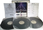 BLOND AMBITION TOUR - WESTWOOD ONE USA 3x LP RADIO PROMO ONLY SET